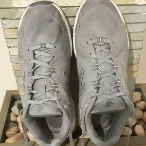Mens - New Balance 608 - Memory Sole - Grey